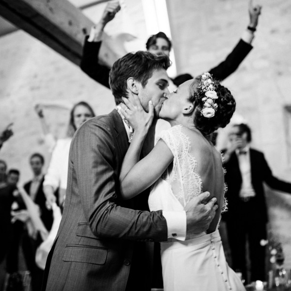 Destination wedding France - Bastiaan & Alice