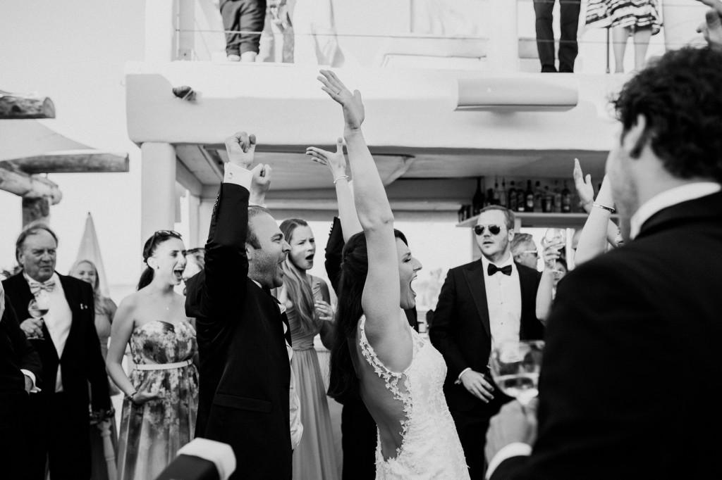 Wedding of Erik & Masha Felderhof in Saint Tropez