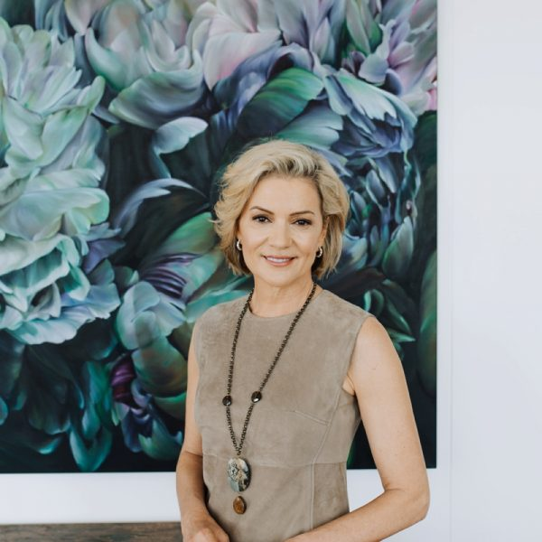 at home with Sandra Sully